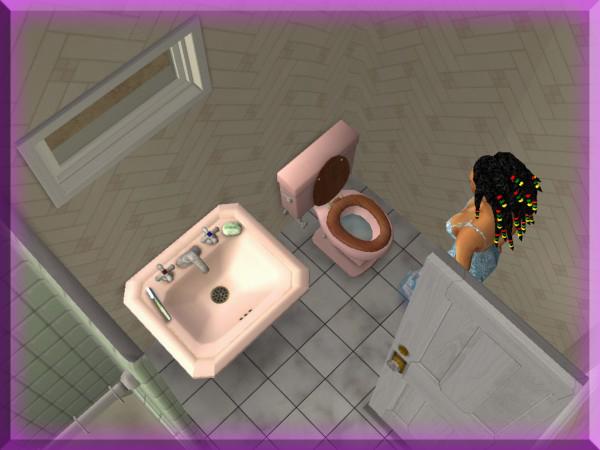 L 39 angolo creativo di shanti - Devo andare in bagno ...